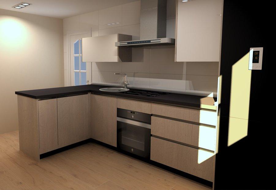 Cocinas en Palencia, diseñamos e instalamos su cocina completa