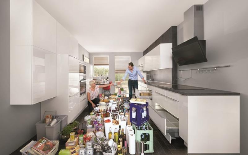 Muebles para organizar mi cocina