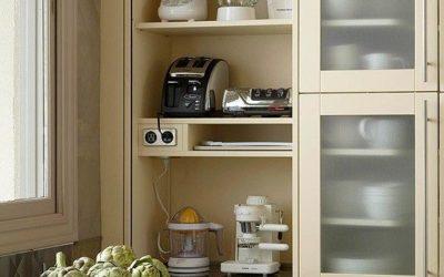 ¿Cocinas pequeñas?, 11 tips para aprovechar el espacio de tu cocina