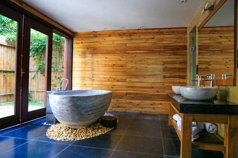 Encimera de baño diseñada a medida