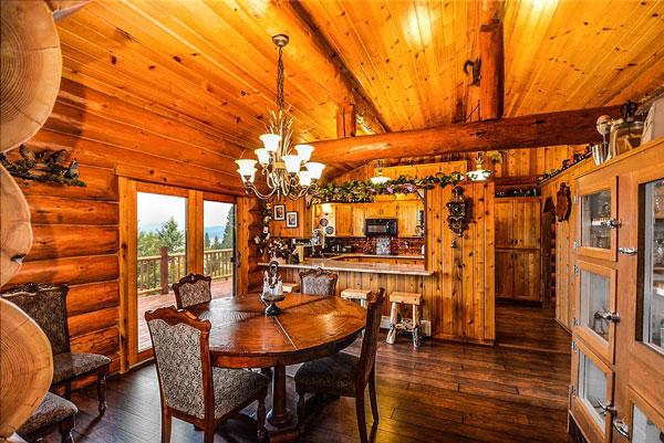 colocar suelo madera en la cocina
