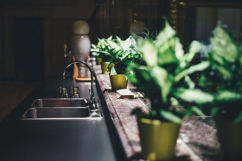 cómo cambiar el grifo de la cocina