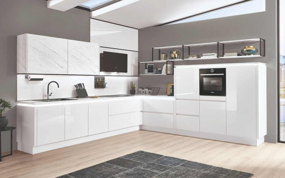 Cómo decorar cocinas modernas