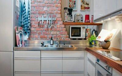 Cocinas de acero inoxidable, el material más resistente