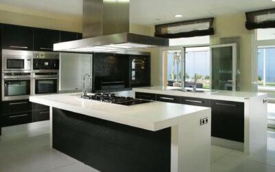 En qué consisten las cocinas integrales