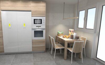Cocinas 3D – Visualiza tu proyecto en tiempo real