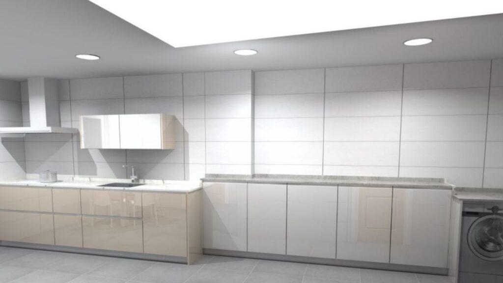 Ejemplo cocina 3D