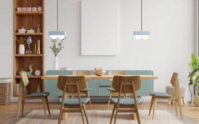 Cómo decorar un salón comedor en 2021